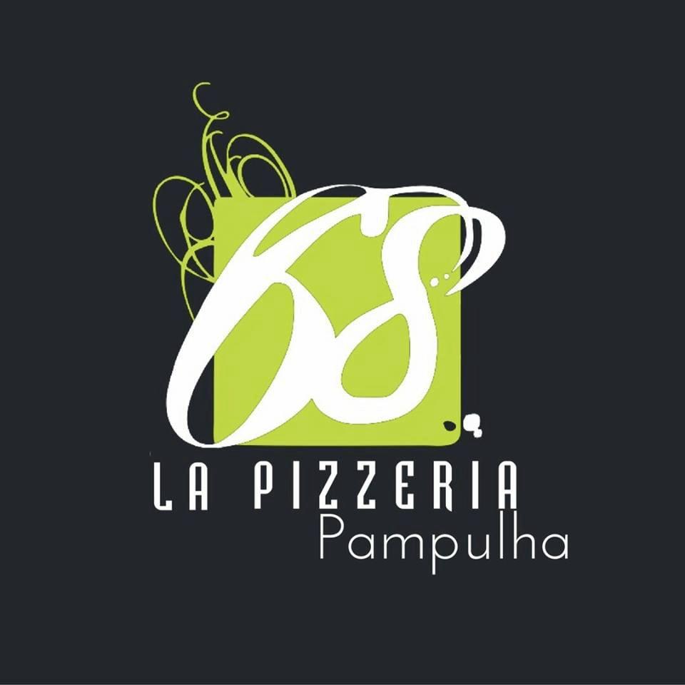 Logo 68 La Pizzeria Pampulha - Belo Horizonte