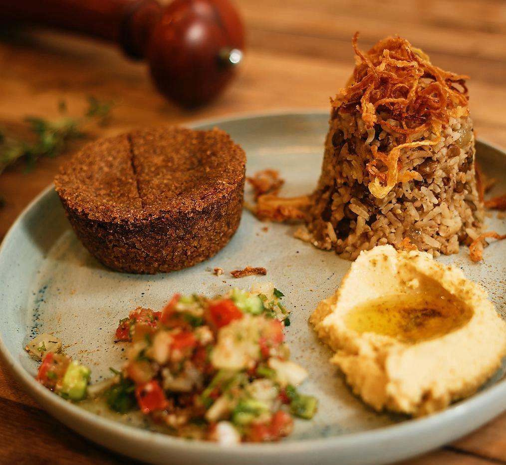 Ambiente do Omã Restaurante e Empório Árabe - Belo Horizonte