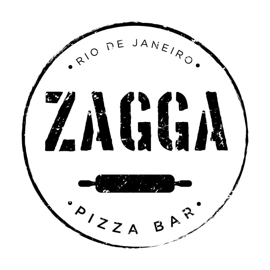 Logo Zagga Pizza Bar - Rio de Janeiro