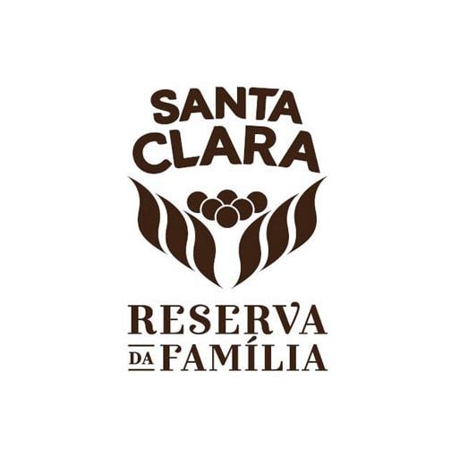 Logo Café Santa Clara - Graças - Recife