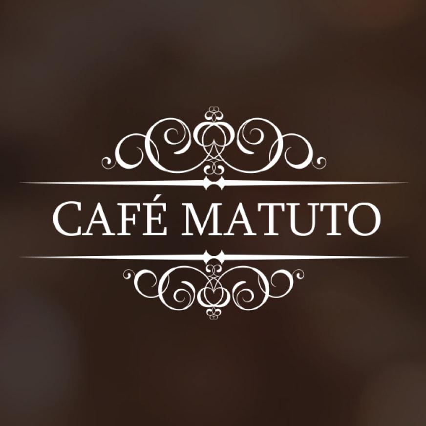 Logo Café Matuto - São José do Rio Preto