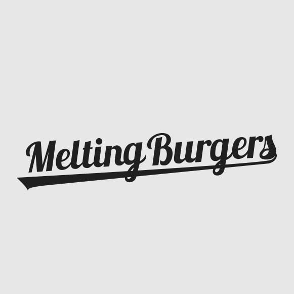 Logo Melting Burgers - JK - São José do Rio Preto