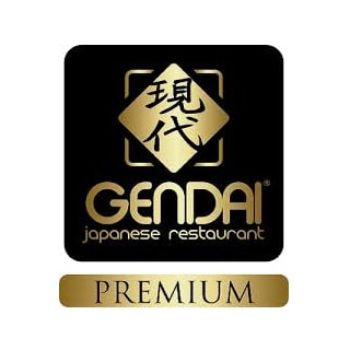 Logo Gendai Premium - Icaraí - Niterói