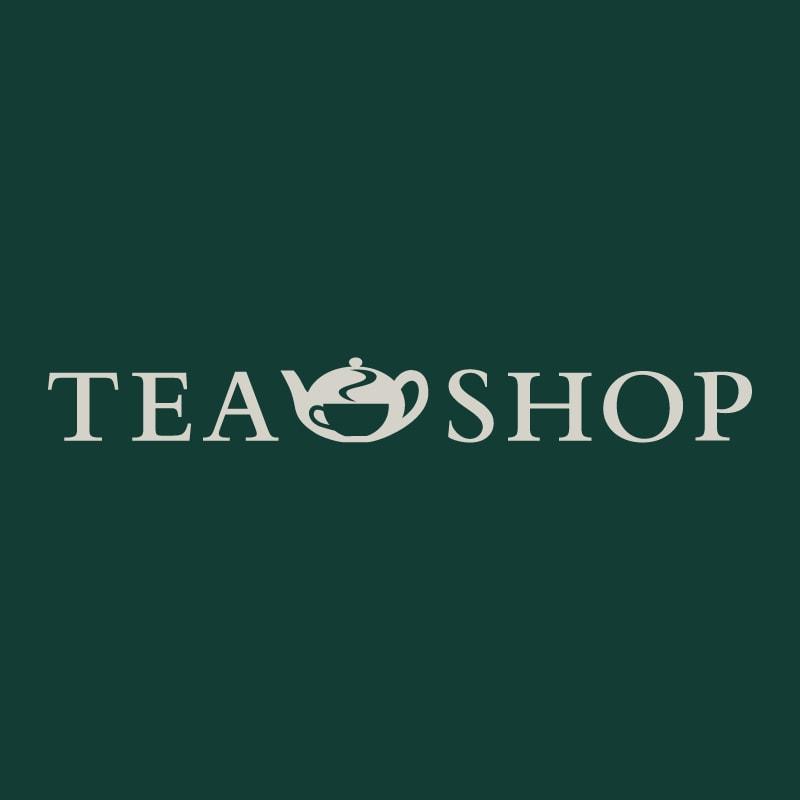 Logo Tea Shop Shopping Recife - Recife