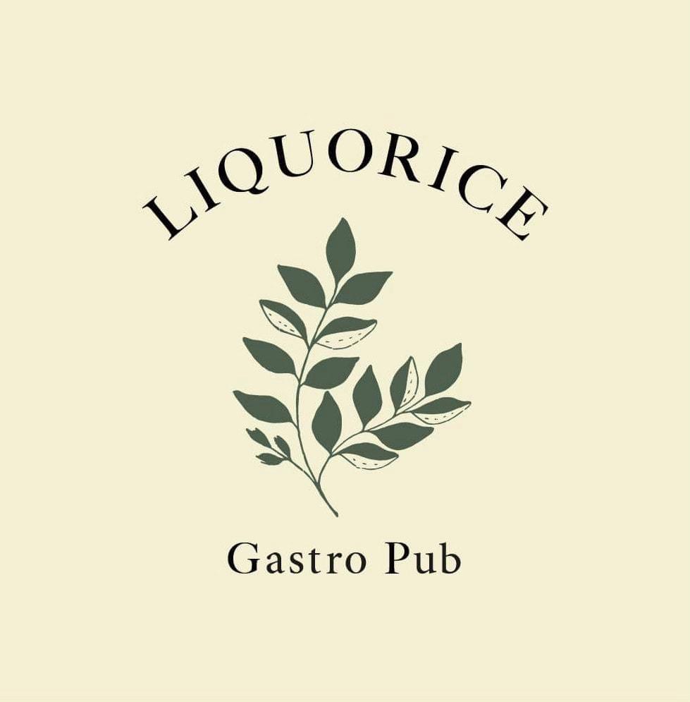 Logo Liquorice Gastro Pub - Florianópolis