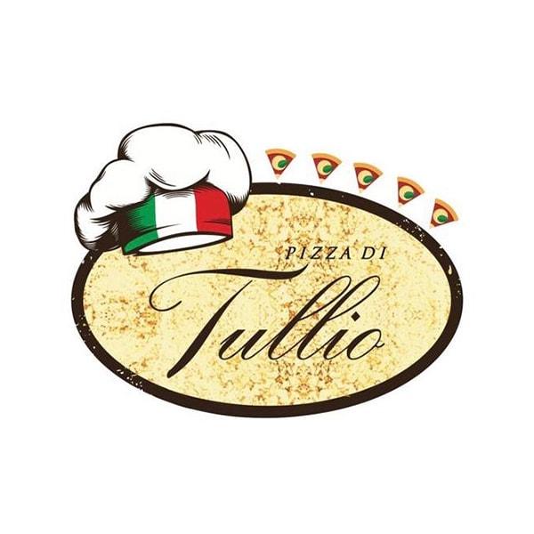 Logo Pizza Di Tullio - Ribeirão Preto