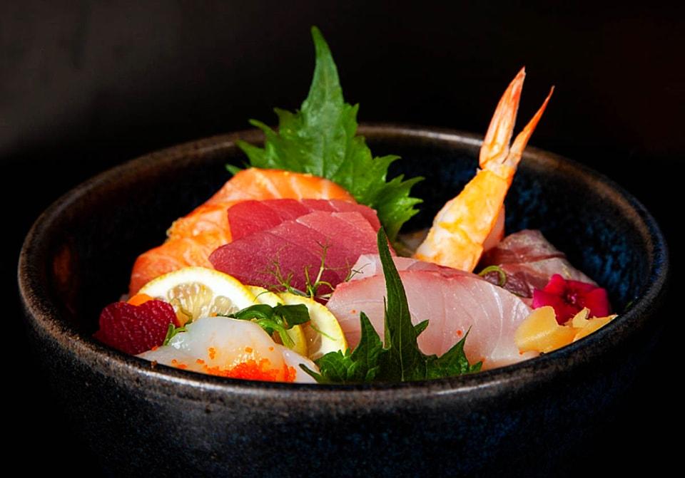 Ambiente do IKI Japanese Cuisine - Campinas