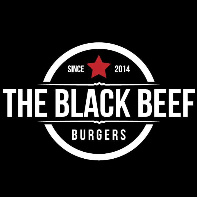 Logo The Black Beef - Campinas