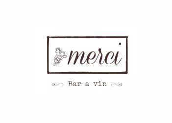 Logo Merci Bar a Vin - Belo Horizonte