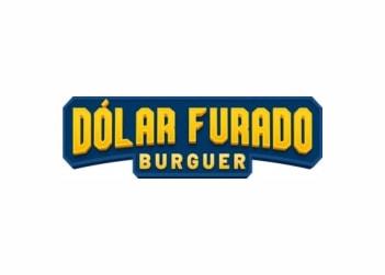 Logo Dólar Furado Burger - Brasília