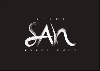Logo Sushi San Experience - Brasília
