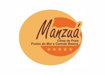 Logo Manzuá - Brasília