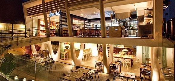 Ambiente do Alma Chef - Belo Horizonte