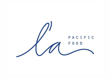 Logo L'a Pacific Food - Brasília